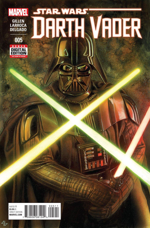 SW Darth Vader Cover 5