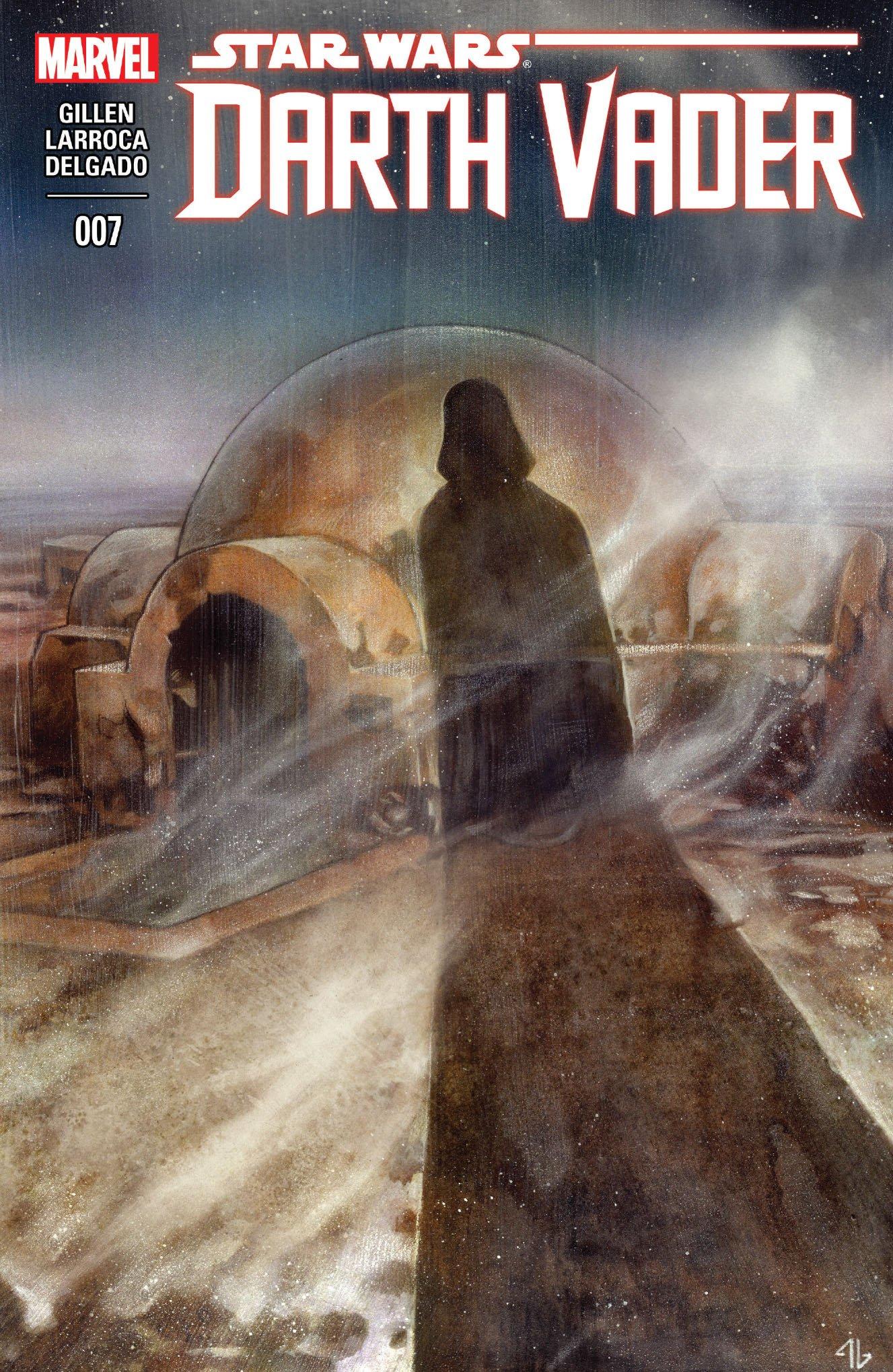 SW Darth Vader Cover 7