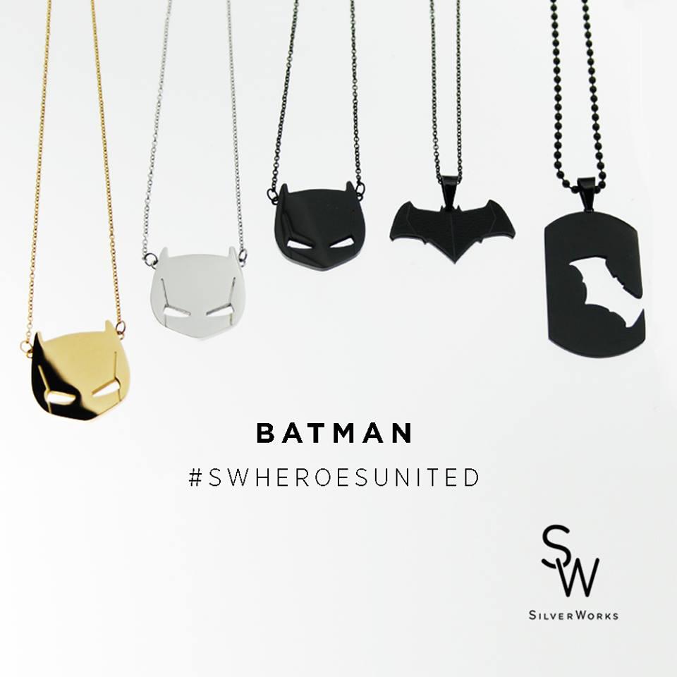 BvS SW Wave 2 Necklace