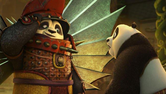 Kung Fu Panda 3 Review