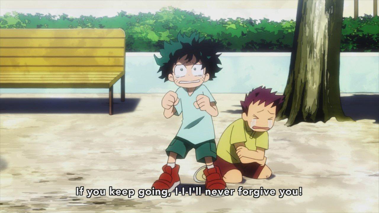 Boku no Hero Review Episodes 1-3