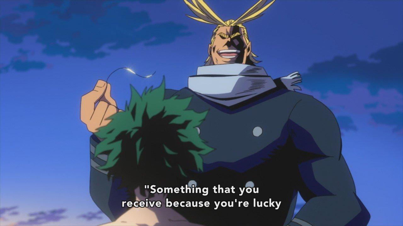 Boku no Hero Review Episodes 1-3(21)