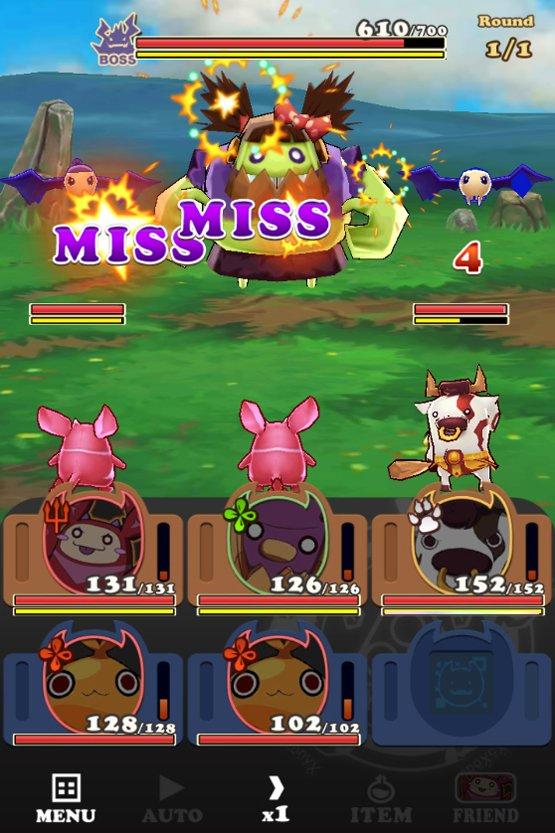 MaoKai Adventure Battle