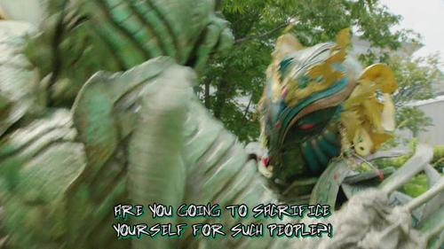 Reflections in Geek Culture Gaim Putting A Different Perspective on Anger 1
