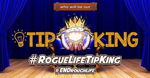 Rogue Life Squad Goals tip king image
