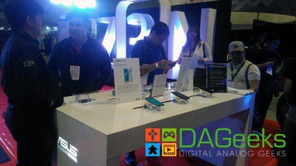 Asus Booth at APCC Manila 2016 Image DAGeeks