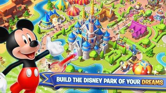 Disney Magic Kingdoms Image DAGeels