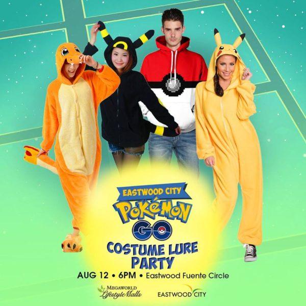 Eastwood Costume Lure Party Pokemon Go Image DAGeeks
