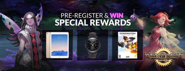 FS Pre-reg PH prizes