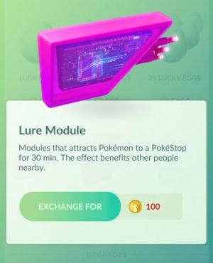 Lure Module Pokemon Go Image DAGeeks