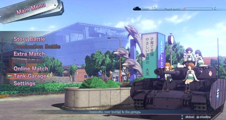 Girls und Panzer Dream Tank Match | DAGeeks Game Review