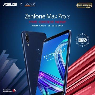 ASUS ZenFone Max Pro