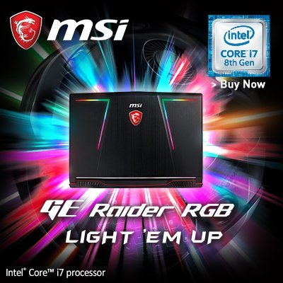 MSI Raider RGB