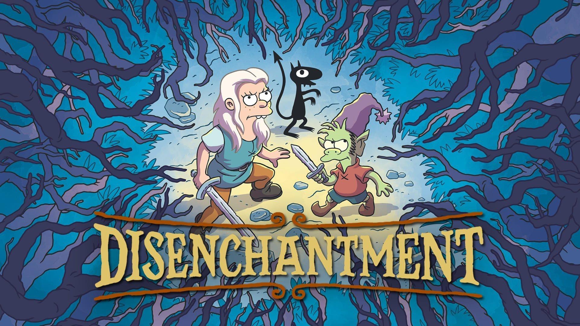 Derek disenchantment