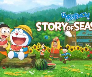 Doraemon Story of Seasons PS4 Review Header Image