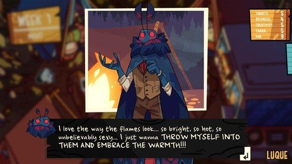 Monster Prom 2: Monster Camp Screenshot #1