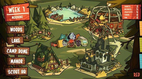 Monster Prom 2: Monster Camp Screenshot #3