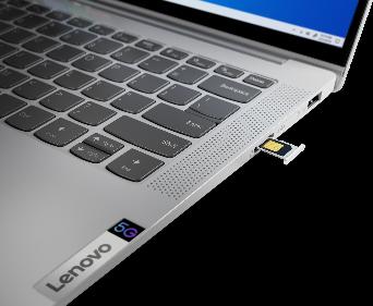 The Lenovo IdeaPad 5G