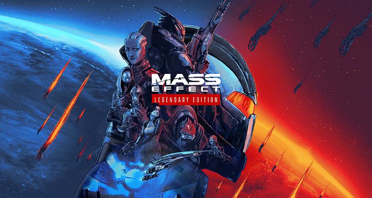 Mass Effect Legendary Edition Header Image