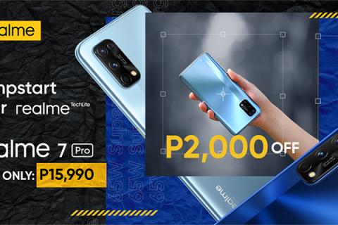 realme 7 Pro Price Drop Header Image