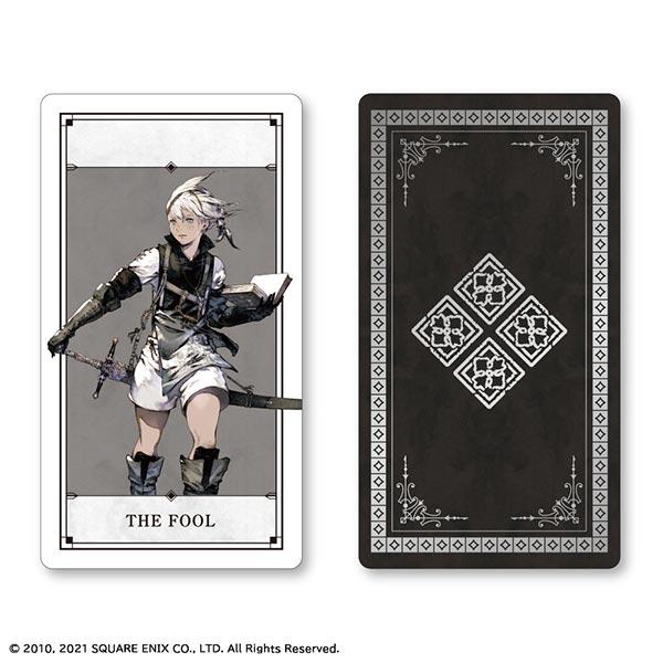 NieR Replicant The Fool Tarot Image