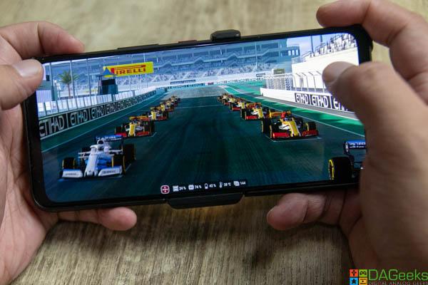 ROG Phone 5 Review Real Racing 2
