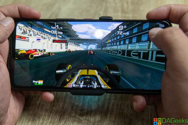 ROG Phone 5 Review Real Racing 3