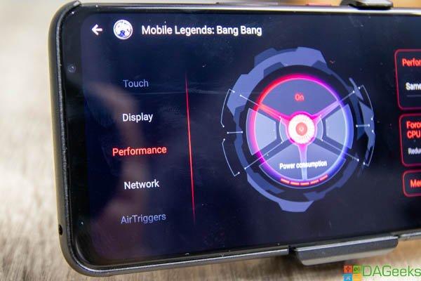 ROG Phone 5 Review Scenario Profiles 2