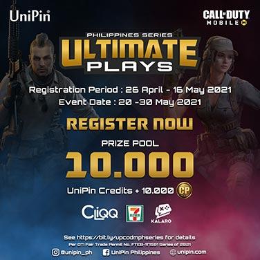Digital Content Enabler, Ultimate Plays CODM Poster