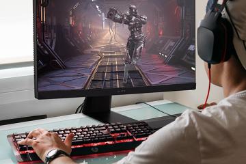 ViewSonic's Gaming Monitor Line Gets Buffed Header Image