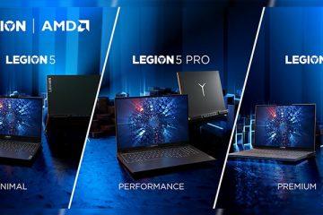 Legion AMD Set Header Image