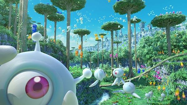 Sonic Colors Ultimate Amusement Park 2