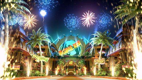 Sonic Colors Ultimate Amusement Park