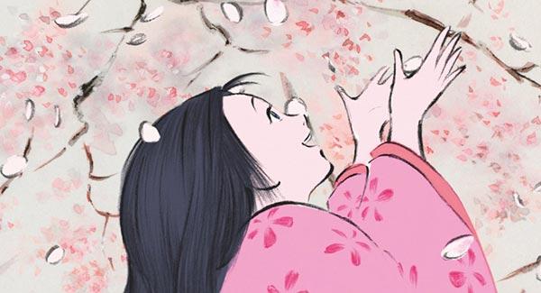 Top 5 Anime Movies Worth Watching - The Tale of Princess Kaguya Image
