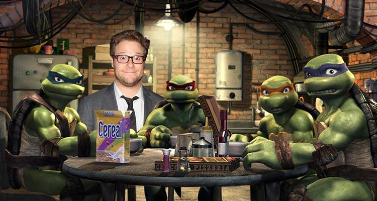 New Teenage Mutant Ninja Turtle By Seth Rogen and Nickelodeon Gets Release Date Header Image