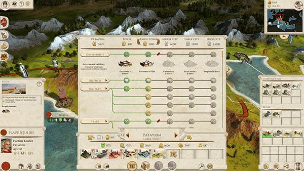 Total War Rome Remastered Screenshot 2