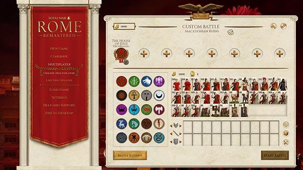 Total War Rome Remastered Screenshot 3