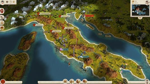 Total War Rome Remastered Screenshot