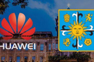 Huawei x UST Header Image