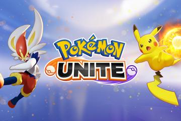 Pokemon Unite Header Image