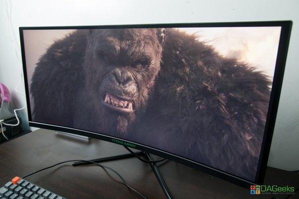 Titan Army C29SH Review Kong
