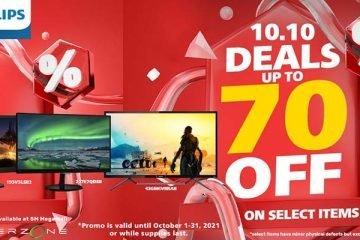 Philips Monitors Buy 1 Get 1 Cyber Month Deals Header Image